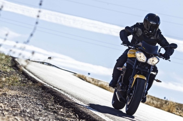 Новый мотоцикл Triumph Speed 94/94R Special Edition